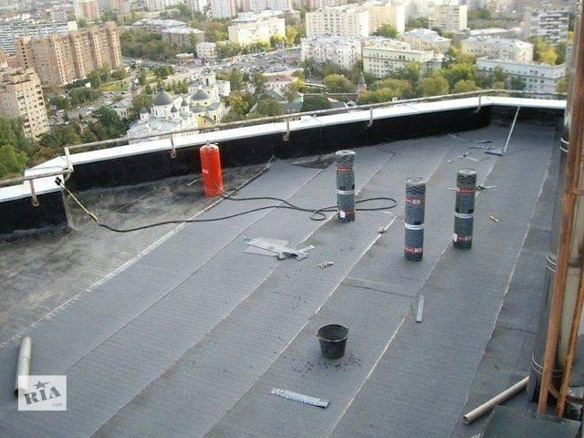 Кровельные работы:Гаражей,балконов,домов и т.д- объявление о продаже  в Киеве