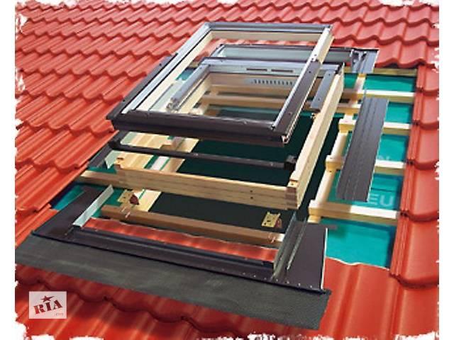 купить бу Кровельные работы Мансардные окна новый в Львове