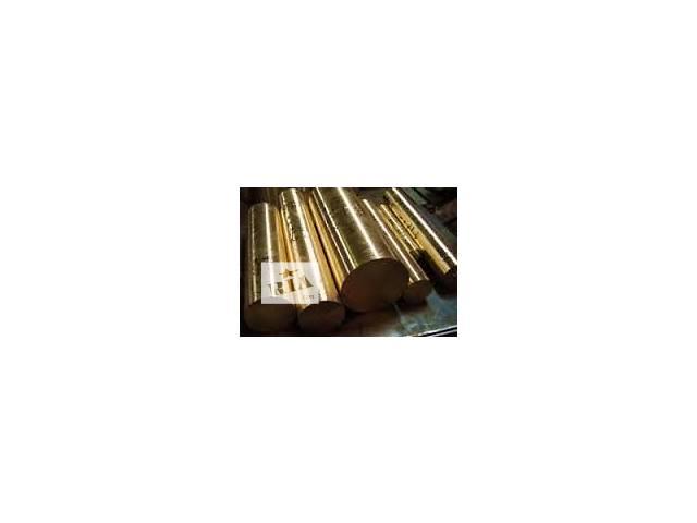 продам круги бронзовые БрАЖ ОЦС БрКМЦ БрБ2 БрХ гост доставка ассортимент бу в Полтаве