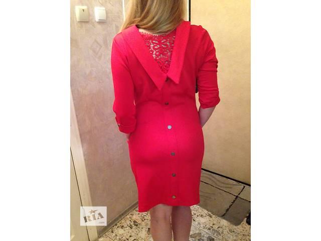 купить бу Крутое красное платье! в Киеве