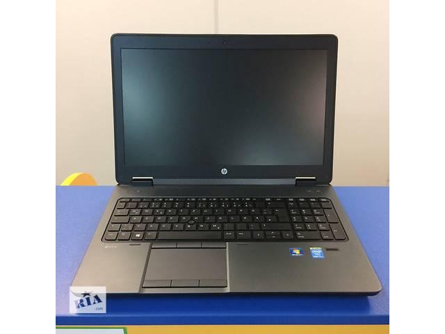 Крутой проф. ноутбук HP Z-Book15 (QuadroK2100M/i7/16 RAM/256 SSD)- объявление о продаже  в Киеве