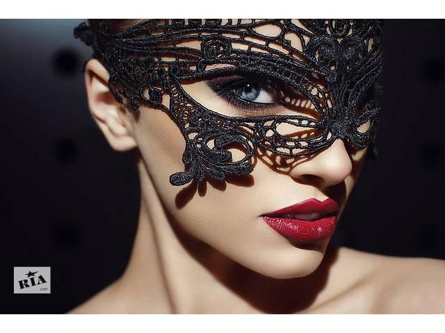 Кружевная маска- объявление о продаже  в Харькове