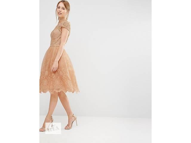 купить бу Кружевное платье миди Chi Chi London Premium - абсолютно новое в Хмельницком