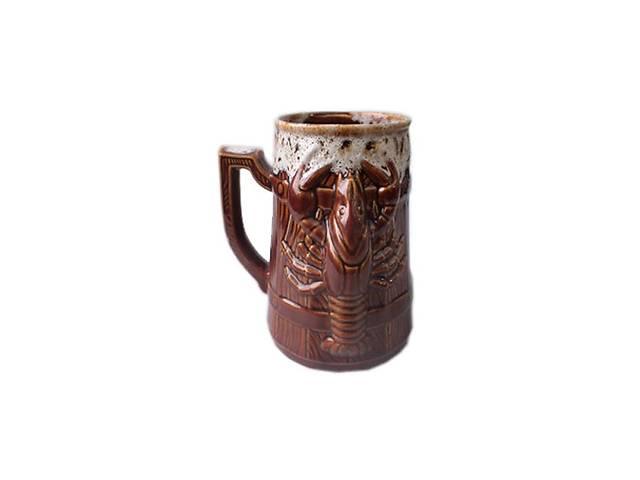 бу Кружка для пива глина, керамика в Черноморске (Ильичевск)