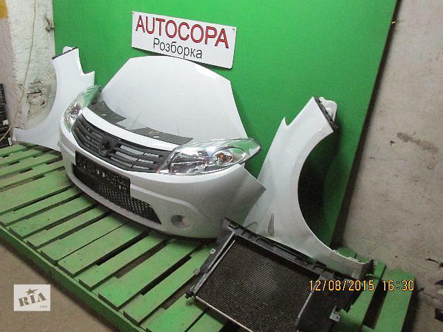 продам Крыла передние для легкового авто Renault Sandero (Dacia) бу в Львове