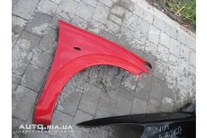 Крылья задние Citroen C3