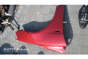 Крылья задние Mitsubishi Lancer X