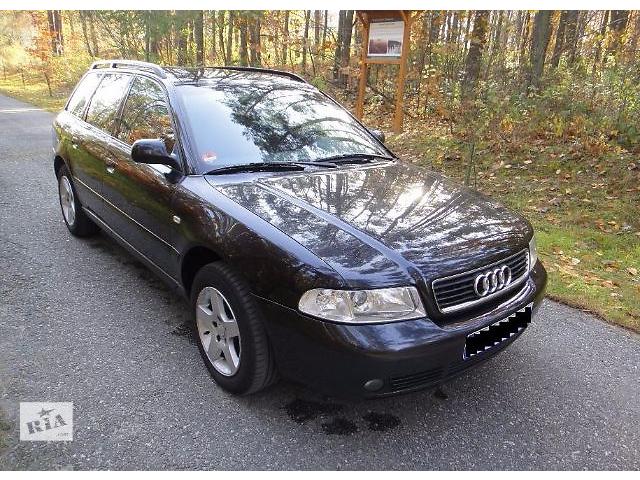 купить бу Крыло переднее для Audi A4 2001 в Львове