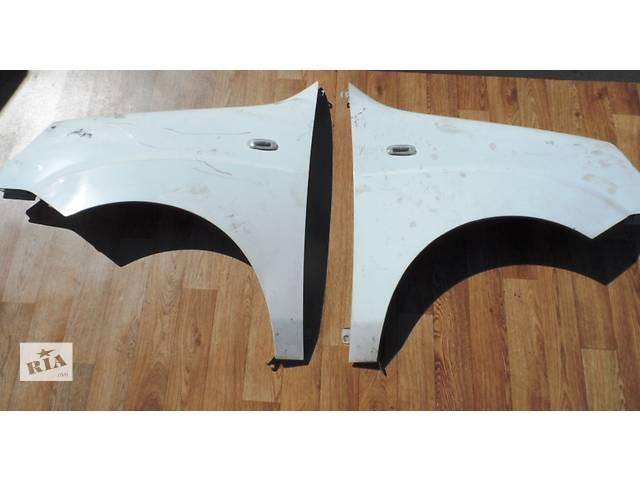 бу Крыло переднее для Фиат Добло Fiat Doblо 1.6 16 v (Метан/Бензин) 2000-2009 в Ровно