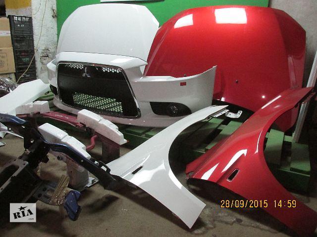 бу Крыло переднее для легкового авто Mitsubishi Lancer X в Львове