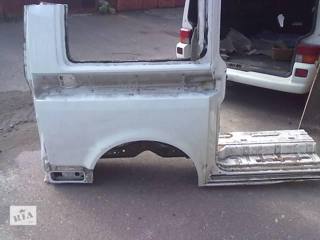 продам  Крыло переднее для легкового авто Volkswagen T5 (Transporter) бу в Львове