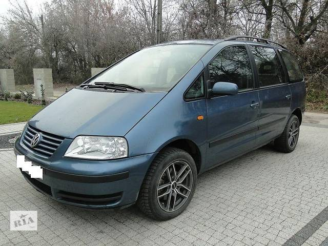 купить бу Крыло переднее для Volkswagen Sharan 2002 в Львове