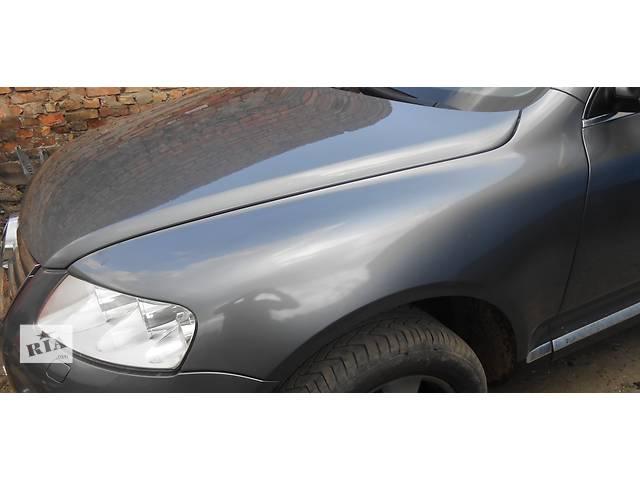 Крыло переднее Крило левое L и правое R Volkswagen Touareg Туарег 2002 - 2009- объявление о продаже  в Ровно