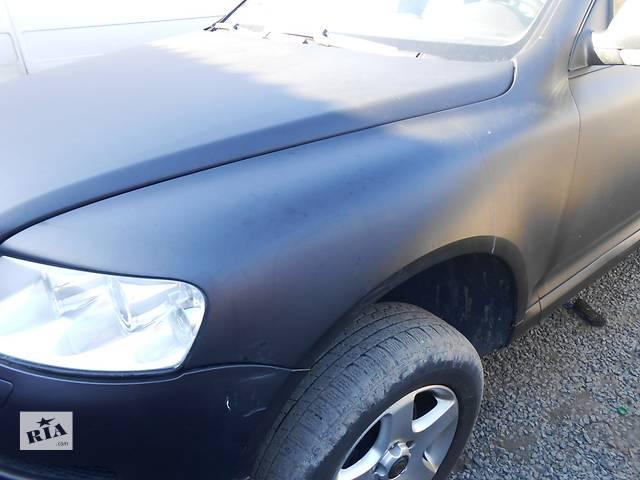 Крыло переднее Крыло переднее Volkswagen Touareg (Туарег)- объявление о продаже  в Ровно