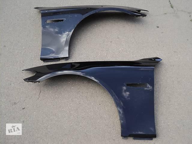 купить бу Крыло переднее левое правое BMW 5 F10 F11 оригинал крылья передние БМВ Ф10 Ф11 крыла в Луцке
