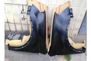 Новые Крылья передние Nissan Qashqai