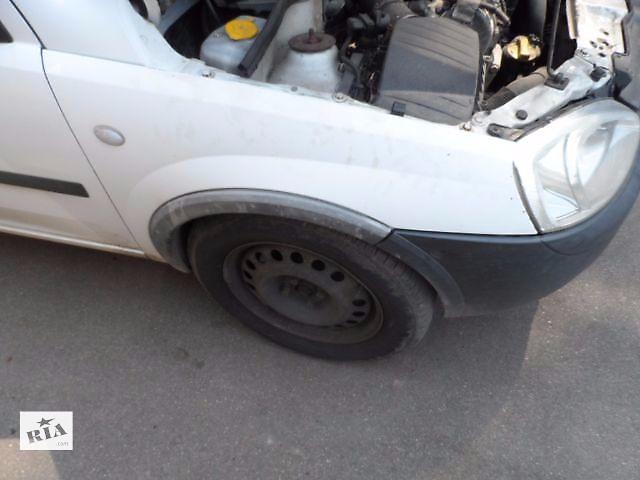 Крыло переднее Opel Combo