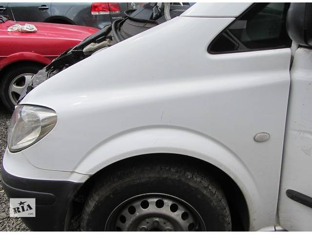 продам Крыло переднее правое левое, крило праве ліве Mercedes Vito (Viano) Мерседес Вито (Виано) V639 (109, 111, 115, 120) бу в Ровно