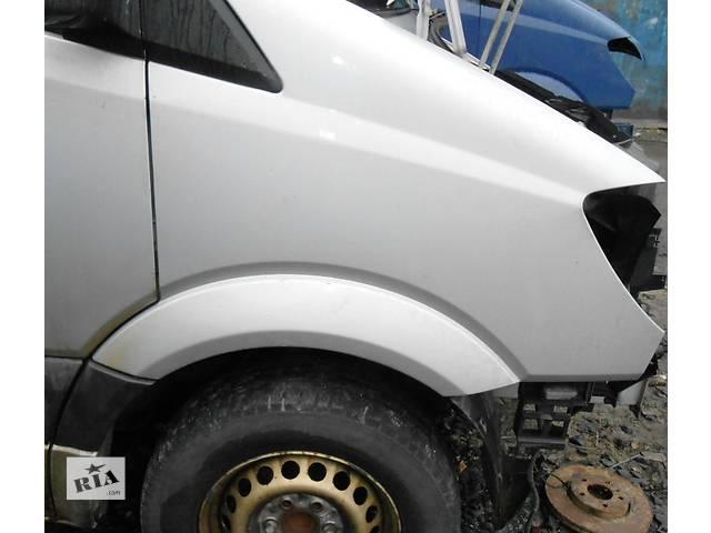 продам Крыло переднее правое левое Mercedes Sprinter 906 903 ( 2.2 3.0 CDi) 215, 313, 315, 415, 218, 318 (2000-12р) бу в Ровно