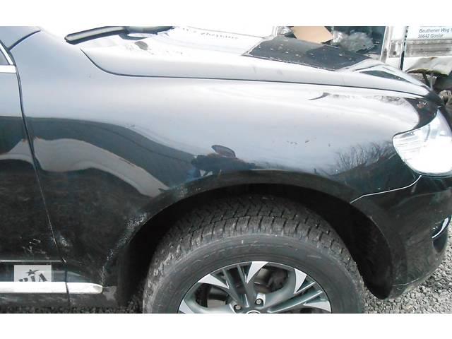 бу Крыло переднее правое Volkswagen Touareg Таурег 2002-2006г. в Ровно