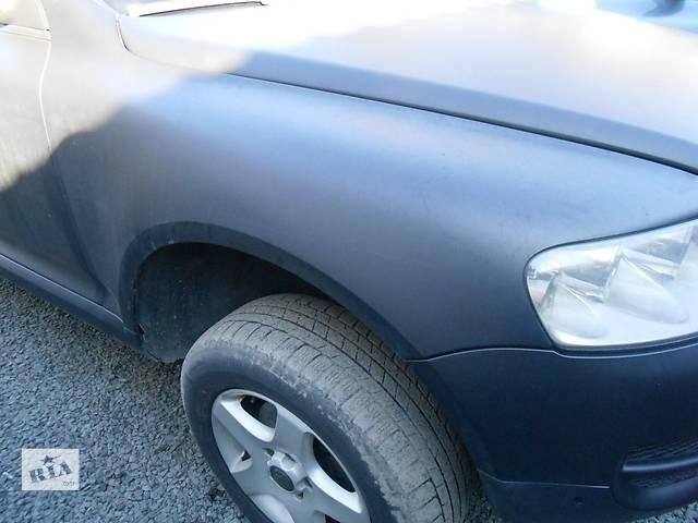 бу Крыло переднее правое Volkswagen Touareg (Туарег) в Ровно