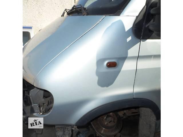 бу Крыло переднее (серый) Opel Movano Опель Мовано 2.2 dci 1998-2003 в Ровно