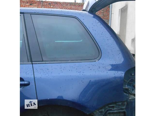 Крыло заднее часть кузова звдняя Volkswagen Touareg 2002-2009г.в.- объявление о продаже  в Ровно