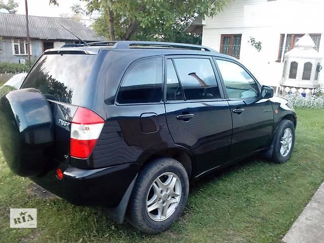 купить бу  Крыло заднее для легкового авто Chery Tiggo в Ужгороде