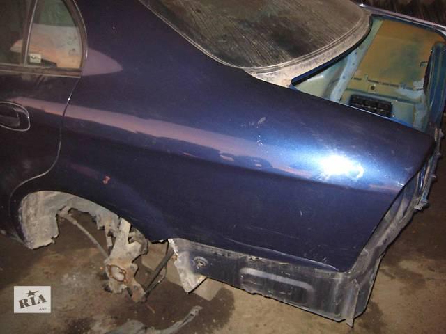 Крыло заднее для легкового авто Chevrolet Evanda- объявление о продаже  в Львове
