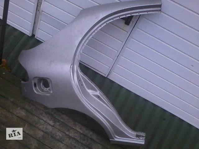 бу Крыло заднее для легкового авто Daewoo Lanos Hatchback в Нововолынске