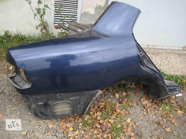 бу  Крыло заднее для легкового авто Mitsubishi Carisma в Львове
