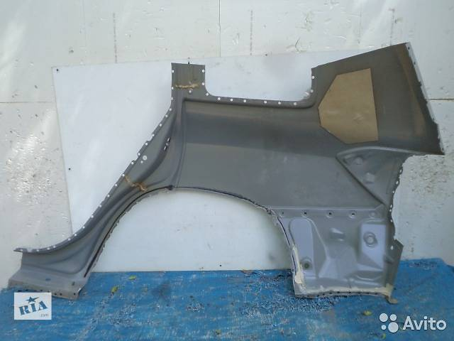 продам Крыло заднее левое toyota highlander 2007-2011 г. 6161248070 бу в Киеве