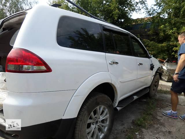 Крыло заднее на Mitsubishi Pajero Sport- объявление о продаже  в Буче