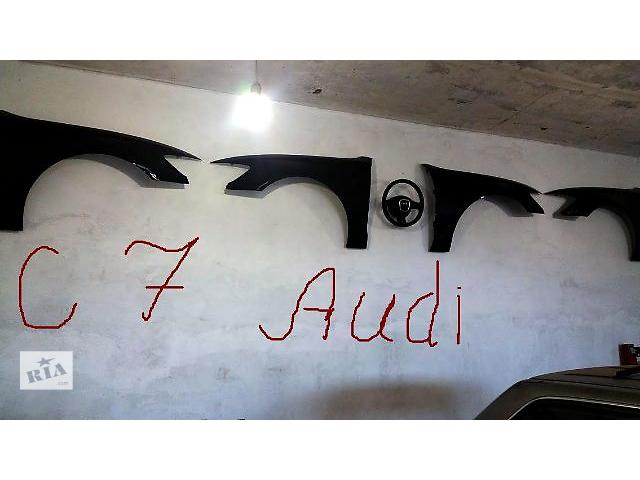 купить бу Крыло переднее для легкового авто Audi A6 2012 в Костополе