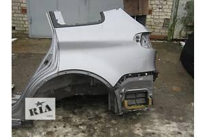 Крылья задние Subaru Tribeca