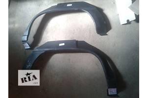 Новые Крылья задние Opel Kadett