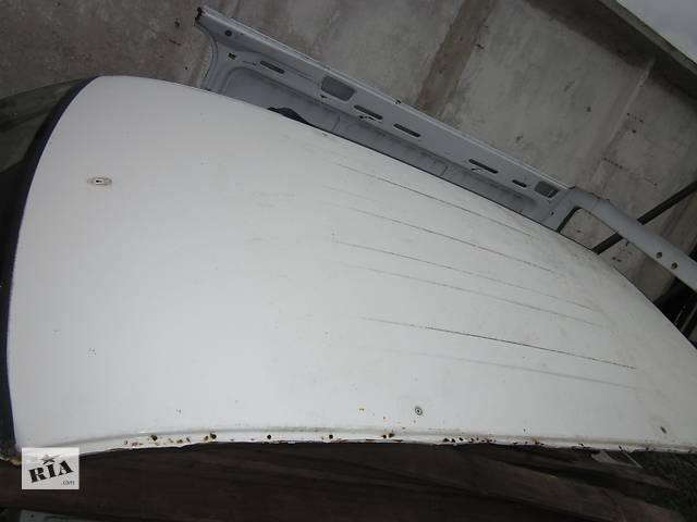 купить бу Крыша Fiat Doblo  в Киеве