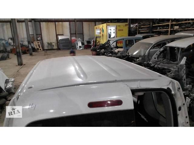 Крыша Криша Рено Кангу (кенго) Renault Kangoo 2008-2014г- объявление о продаже  в Ровно