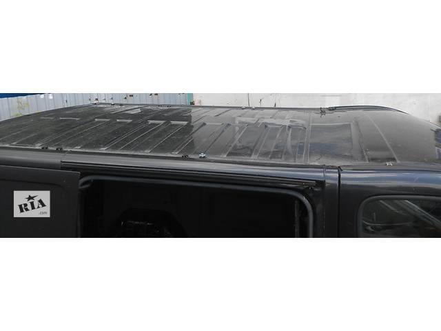 бу Крыша на Renault Trafic Рено Трафик Трафік Opel Vivaro Опель Виваро Nissan Primastar Нисан Ниссан Примастар в Ровно