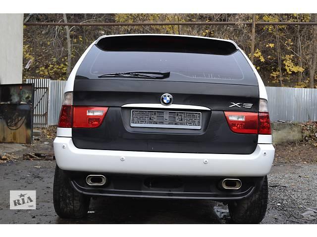 Крышка багажника BMW X5 е53 БМВ Х5- объявление о продаже  в Ровно