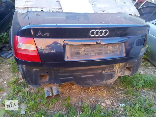 купить бу Крышка багажника для Audi A4 в Львове