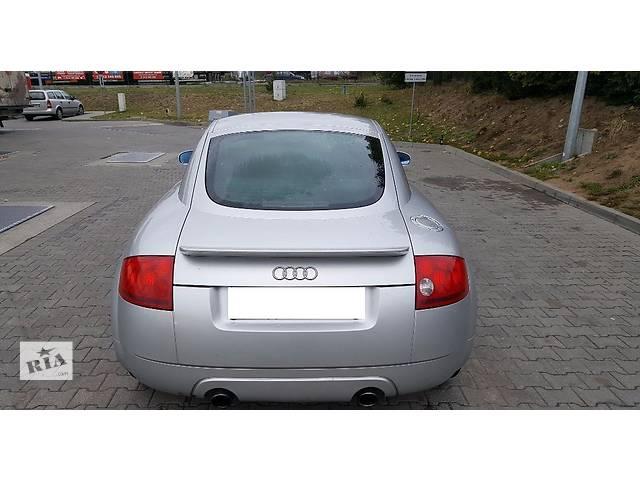 продам Крышка багажника для Audi TT 2000p. бу в Львове