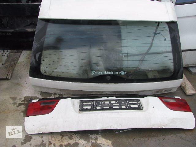 продам крышка багажника для BMW X5, 2003 бу в Львове