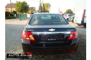 Крышки багажника Chevrolet Epica