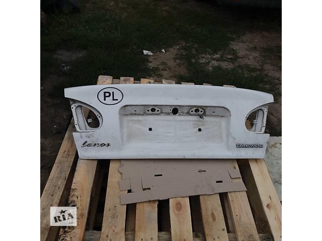 продам Крышка багажника для Daewoo Lanos бу в Ковеле