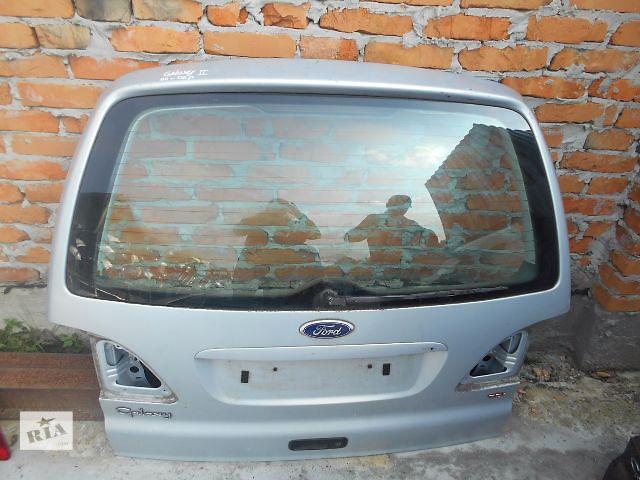 Крышка багажника для Ford Galaxy 2000-2006р.- объявление о продаже  в Львове
