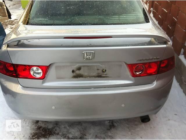 бу Крышка багажника для Honda Accord в Ровно
