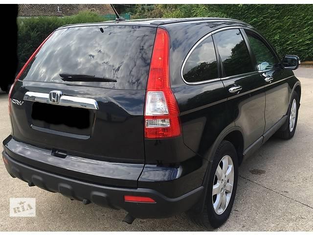продам Крышка багажника для Honda CR-V бу в Ровно
