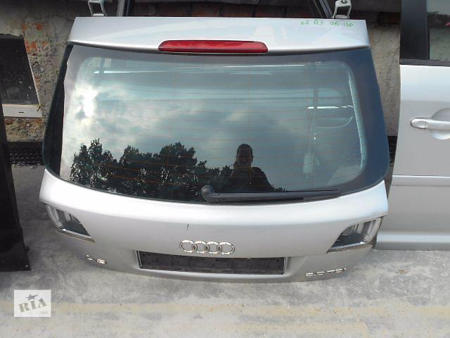 бу Крышка багажника для хэтчбека Audi A3 2007 в Львове