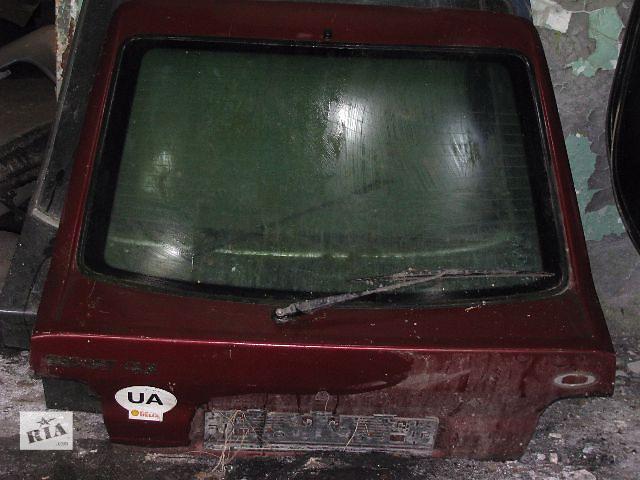 купить бу крышка багажника для хэтчбека Ford Escort, 1992 в Львове